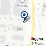 Компания Севзапканат Воронеж на карте