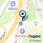 Компания Мир проката на карте