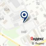 Компания Лига-Воронеж на карте