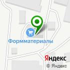 Местоположение компании Формматериалы