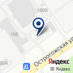 Компания Лесмаш, ЗАО на карте