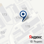 Компания Технос на карте