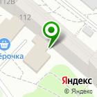 Местоположение компании Мото-Центр Воронеж