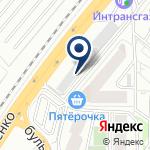 Компания Бархат на карте