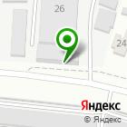 Местоположение компании ВоГаТел