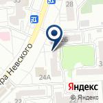 Компания Best36.ru на карте