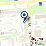 Компания Golden nails на карте