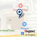 Компания Белита-Витекс на карте