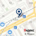 Компания Славянская оптика на карте
