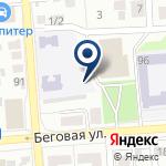 Компания Наружная реклама Воронеж на карте