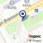 Компания Всё для торговли и офиса на карте