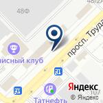 Компания Технопром на карте