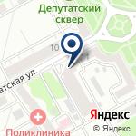 Компания СЕЛЕКТ-ПРОЦЕССИНГ на карте