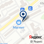 Компания Максавит на карте