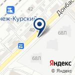 Компания Мир Климата-Воронеж на карте