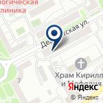 Компания ЗдравСовет на карте