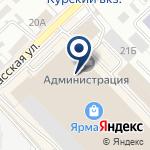 Компания Теплофф на карте
