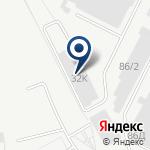 Компания Промтехстрой на карте
