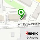 Местоположение компании БРИК