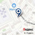 Компания Имидж.ru на карте