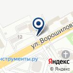 Компания Кабинет славянского массажа на карте