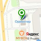 Местоположение компании ЦЧР Строй