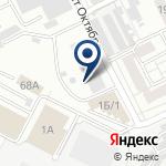 Компания АВАЛДА на карте