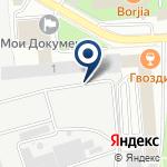 Компания МедЭкс на карте