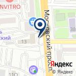Компания А-мега на карте