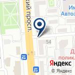 Компания Фармакор на карте