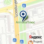 Компания Парикмахерская №1 на карте