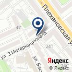 Компания Стриж Ка на карте