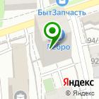Местоположение компании Кератон-Воронеж