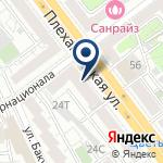 Компания Плехановский на карте