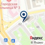 Компания Лечебно-диагностический центр Международного института биологических систем-Воронеж на карте