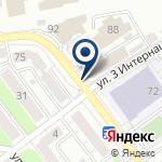 Компания Воронежсанэпидблагополучие, НП на карте