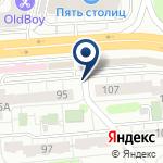 Компания Протезно-ортопедический центр на карте