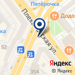 Компания Икона на карте