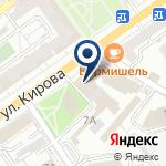 Компания Виталайн-Воронеж на карте