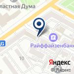 Компания Академия красоты Евы Кобзевой на карте