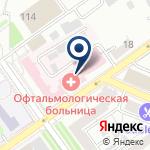 Компания Воронежская областная клиническая офтальмологическая больница на карте