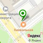 Местоположение компании Воронежгорфото