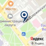 Компания Комфорт-Стиль на карте