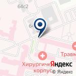 Компания Областная детская клиническая больница №2 на карте
