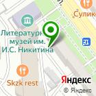 Местоположение компании Фонд Черноземья, КПК