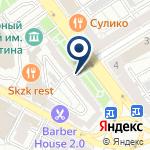 Компания КреАтиВ на карте