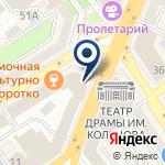 Компания Профис на карте