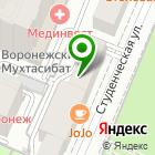 Местоположение компании Атлетика-Спорт