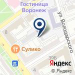 Компания ЭРНИКС на карте