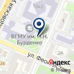 Компания ЮксОйл-М на карте